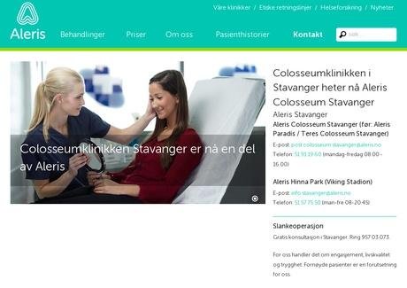 Aleris Colosseum Stavanger