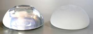 Brystimplantat med ru overflate vanligst