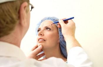 Gjennomføring av ansiktsløfting