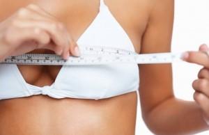 Valg av størrelse ved brystforstørring
