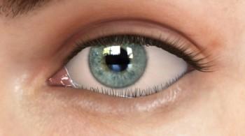 Hengende nedre øyelokk (ektropion)