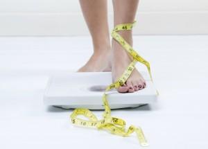 Vektstabilitet før en fettsuging