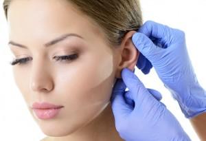 Forberedelser før en øreplastikk