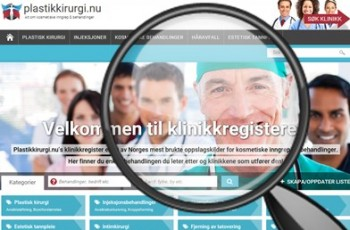 Finn klinikker for fettsuging i klinikkregisteret